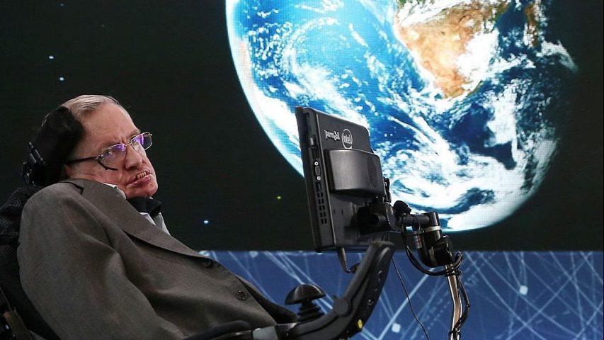 Stephen Hawking doomsday prediction