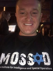 Tommy Robinson: Mossad