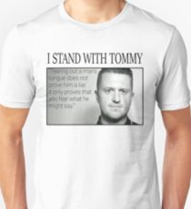 Tommy Robinson t-shirt