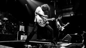 Soundgarden, Chris Cornell, live photo