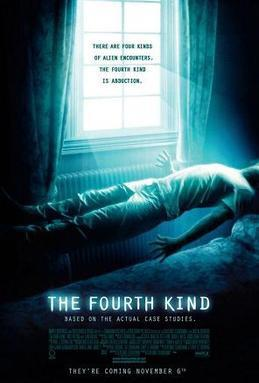 The Fourth Kind theatrical poster