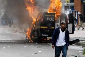 Baltimore riots, 2017