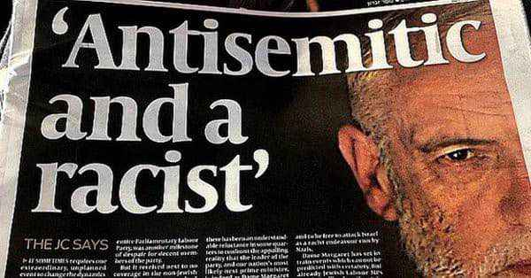 Jeremy Corbyn, Anti Semitism plot