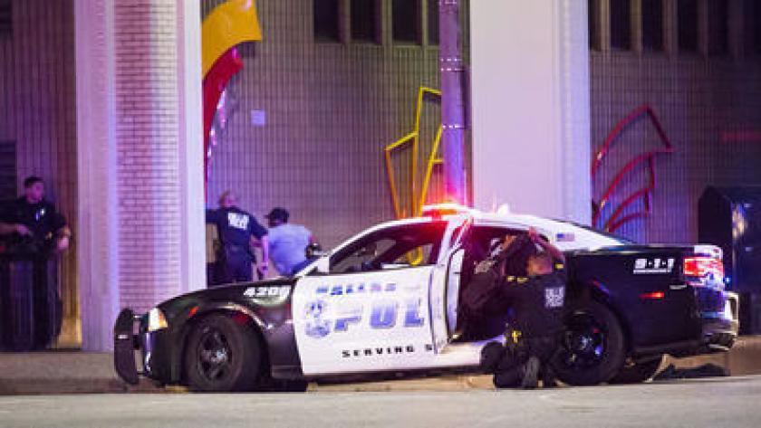 Dallas police shooting, 2017
