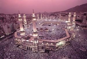 Mecca, Mosque