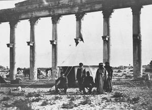 Palmyra, Gertrude Bell