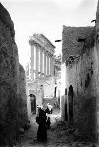 Palmyra, Tadmoor old village