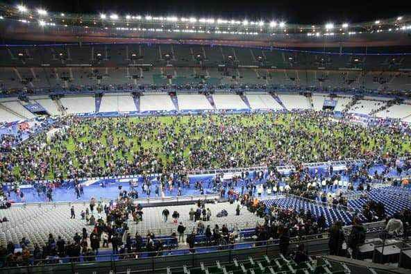 Stade de France: November 2015 terror attack