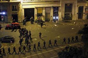 Paris terror attack, November 2015