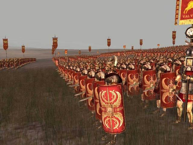 Roman Legion artwork