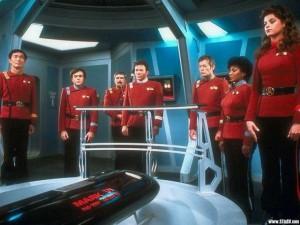 Star Trek II: The Wrath of Khan: Spock's death