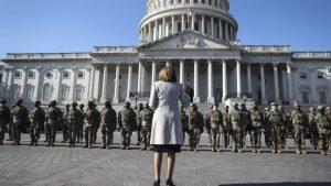 Nancy Pelosi: US Capitol Riot