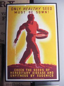 Galton Institute Eugenics poster