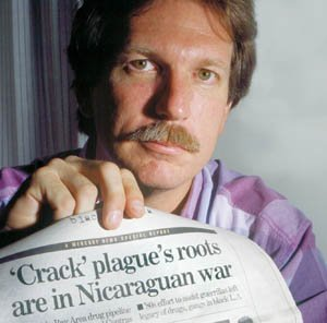 Gary Webb, CIA crack conspiracy