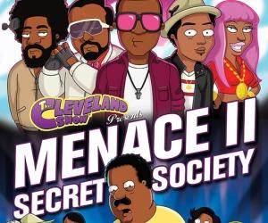 The Cleveland Show: Illuminati