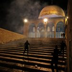 Al Aqsa mosque raided by Israeli police