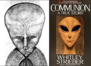 LAM: Aleister Crowley, Alien on Communion book cover